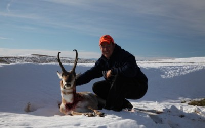 Wyoming Antelope 1