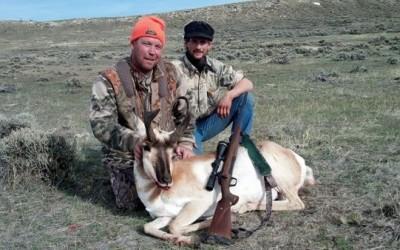 Wyoming Antelope 3