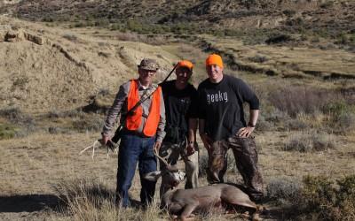 Wyoming Deer